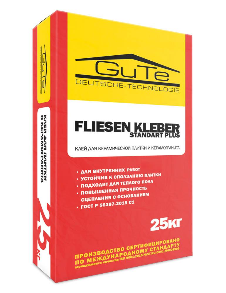 Клей плиточный Fliesen Kleber